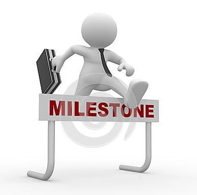 Reaching Milestone